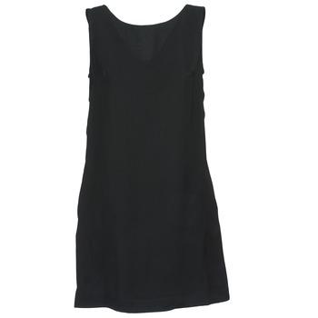 textil Mujer vestidos cortos See U Soon CARSON Negro