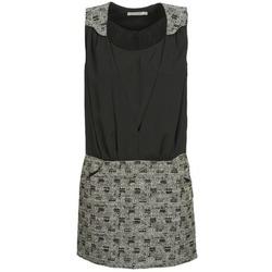 textil Mujer vestidos cortos See U Soon CASSIDY Negro
