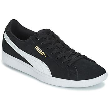 Zapatos Mujer Zapatillas bajas Puma PUMA VIKKY WNS Negro