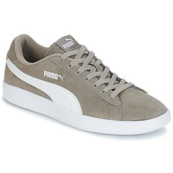 Zapatos Hombre Zapatillas bajas Puma SMASH V2 SD Gris