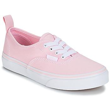 Zapatos Niña Zapatillas bajas Vans UY AUTHENTIC Rosa