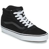 Zapatos Niños Zapatillas bajas Vans VWM WARD HI Negro