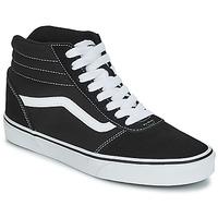 Zapatos Niños Zapatillas altas Vans V MN WARD H Negro