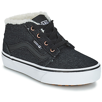 Zapatos Niños Zapatillas bajas Vans VYT CHAPMID MTE Gris / Antracita