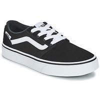 Zapatos Niños Zapatillas bajas Vans VYT CHAPM STRIP Negro