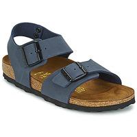 Zapatos Niños Sandalias Birkenstock NEW YORK Marino