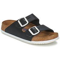 Zapatos Hombre Zuecos (Mules) Birkenstock ARIZONA SL Negro
