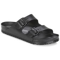 Zapatos Hombre Zuecos (Mules) Birkenstock ARIZONA EVA Negro