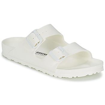Zapatos Mujer Zuecos (Mules) Birkenstock ARIZONA EVA Blanco