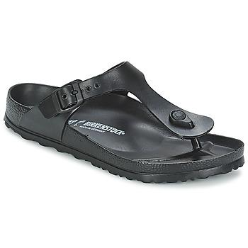 Zapatos Mujer Chanclas Birkenstock GIZEH EVA Negro