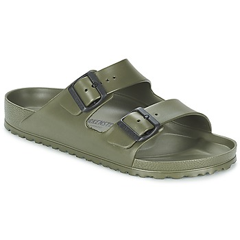 Zapatos Hombre Zuecos (Mules) Birkenstock ARIZONA Kaki
