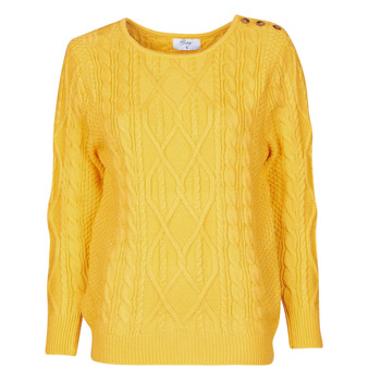 textil Mujer jerséis Betty London JEDRO Amarillo