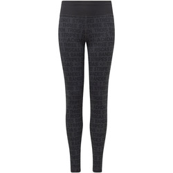 textil Niña leggings adidas Performance Mallas Training Brand Gris / Negro