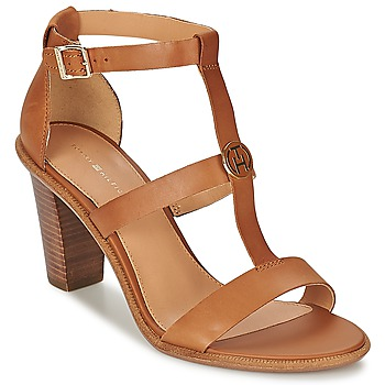 Zapatos Mujer Sandalias Tommy Hilfiger JOAN 7A Cognac