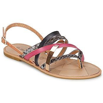 Zapatos Mujer Sandalias Moony Mood MADIROVILA Fucsia