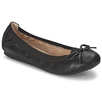 Zapatos Mujer Bailarinas-manoletinas Moony Mood BOLALA Negro
