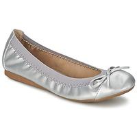 Zapatos Mujer Bailarinas-manoletinas Moony Mood BOLALA Plateado
