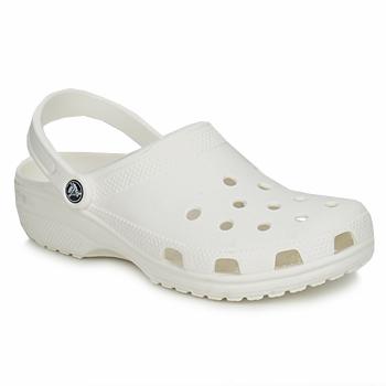 Zapatos Zuecos (Clogs) Crocs CLASSIC Blanco