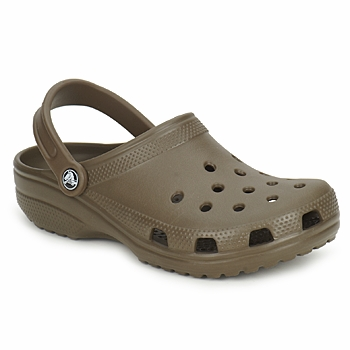 Zapatos Zuecos (Clogs) Crocs CLASSIC CAYMAN Chocolate
