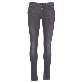 textil Mujer pantalones con 5 bolsillos Maison Scotch LA BOHEMIENNE Negro