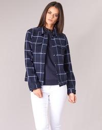 textil Mujer Chaquetas / Americana Maison Scotch VELERIANS Marino