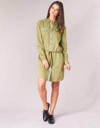 textil Mujer vestidos cortos Scotch & Soda JULIENAS Kaki