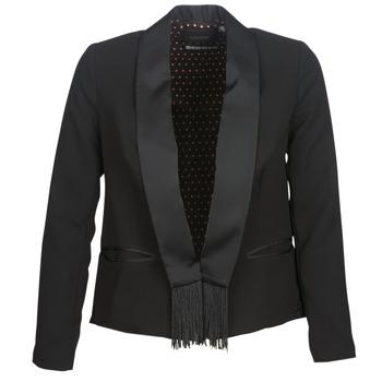 textil Mujer Chaquetas / Americana Maison Scotch BOUKOUM Negro