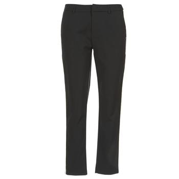 textil Mujer Pantalón cargo Maison Scotch ZERATRE Negro / Blanco