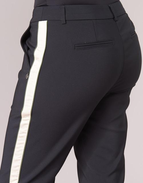 Cargo Maison Textil NegroBlanco Zeratre Mujer Pantalón Scotch Pyvn8N0wmO