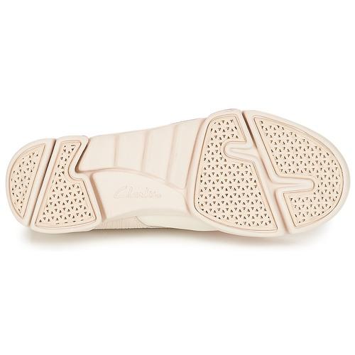 Cómodo y bien parecido Zapatos especiales Clarks Tri Spirit Blanco / Combi