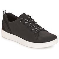 Zapatos Mujer Zapatillas bajas Clarks Step Verve Lo. / Negro