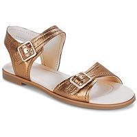 Zapatos Mujer Sandalias Clarks Bay Primrose Bronce / Metalico