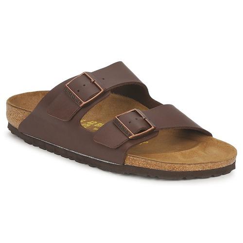 Zapatos especiales para hombres y mujeres Birkenstock ARIZONA Marrón
