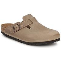 Zapatos Zuecos (Clogs) Birkenstock BOSTON PREMIUM Marrón
