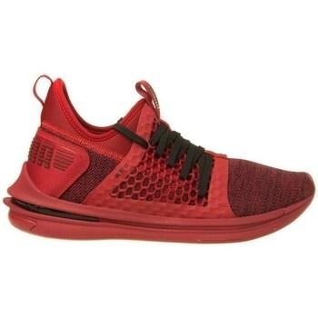 Zapatos Hombre Botas de caña baja Puma Ignite Limitless SR Netfi Rojos
