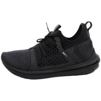 Zapatos Hombre Zapatos bajos Puma Ignite Limitless SR Netfit Negro