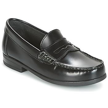 Zapatos Niños Mocasín Start Rite PENNY 2 Negro