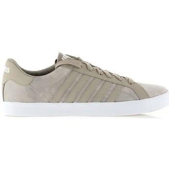 Zapatos Hombre Zapatillas bajas K-Swiss Belmont So T Camo 03737-286-M marrón