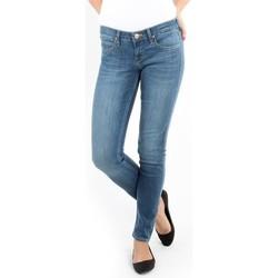textil Mujer Vaqueros slim Lee Spodnie Damskie  357SVIX Lynn  Skinny azul