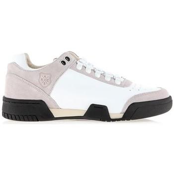 Zapatos Hombre Zapatillas bajas K-Swiss Gstaad Neu Lux 03766-128 blanco