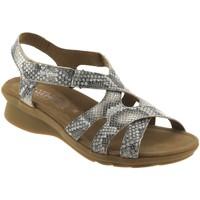 Zapatos Mujer Sandalias Mephisto PARCELA Cuero beige