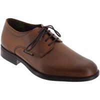 Zapatos Hombre Derbie Mephisto Cooper Cuero marrón