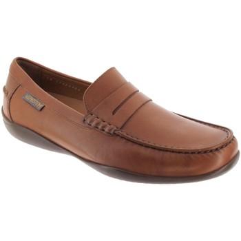 Zapatos Hombre Mocasín Mephisto Igor Cuero marrón