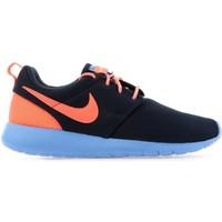 Zapatos Mujer Zapatillas bajas Nike Roshe One GS 599729-408 azul