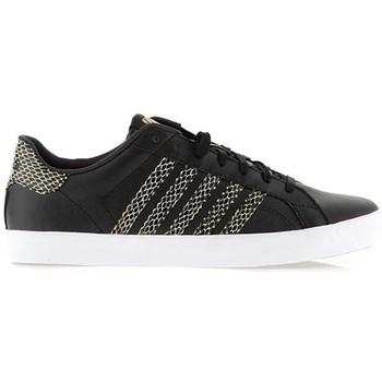 Zapatos Mujer Zapatillas bajas K-Swiss Women's Belmont So Snake 93736-049-M negro