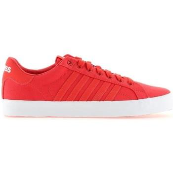 Zapatos Mujer Zapatillas bajas K-Swiss Women's Belmont SO T Sherbet 93739-645-M rojo