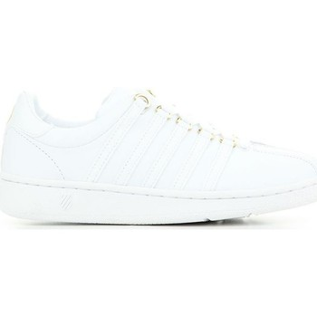 Zapatos Mujer Tenis K-Swiss Classic VN 50TH 93944-955 blanco