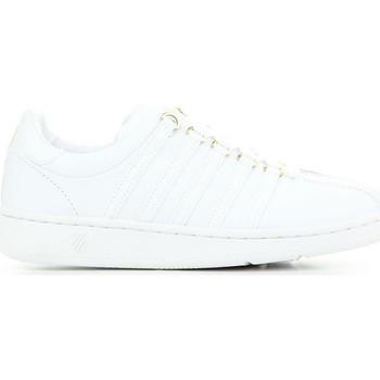 Zapatos Mujer Tenis K-Swiss Classic VN 50TH 93944-955 blanco