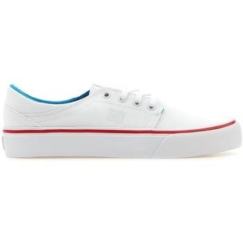 Zapatos Mujer Zapatillas bajas DC Shoes DC Trease TX ADJS300078-WUR blanco