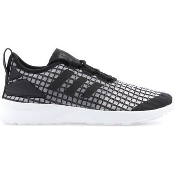 Zapatos Mujer Zapatillas bajas adidas Originals Adidas Zx Flux ADV VERVE W AQ3340 negro
